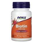 Now Now Biotin 1000mcg 100 caps