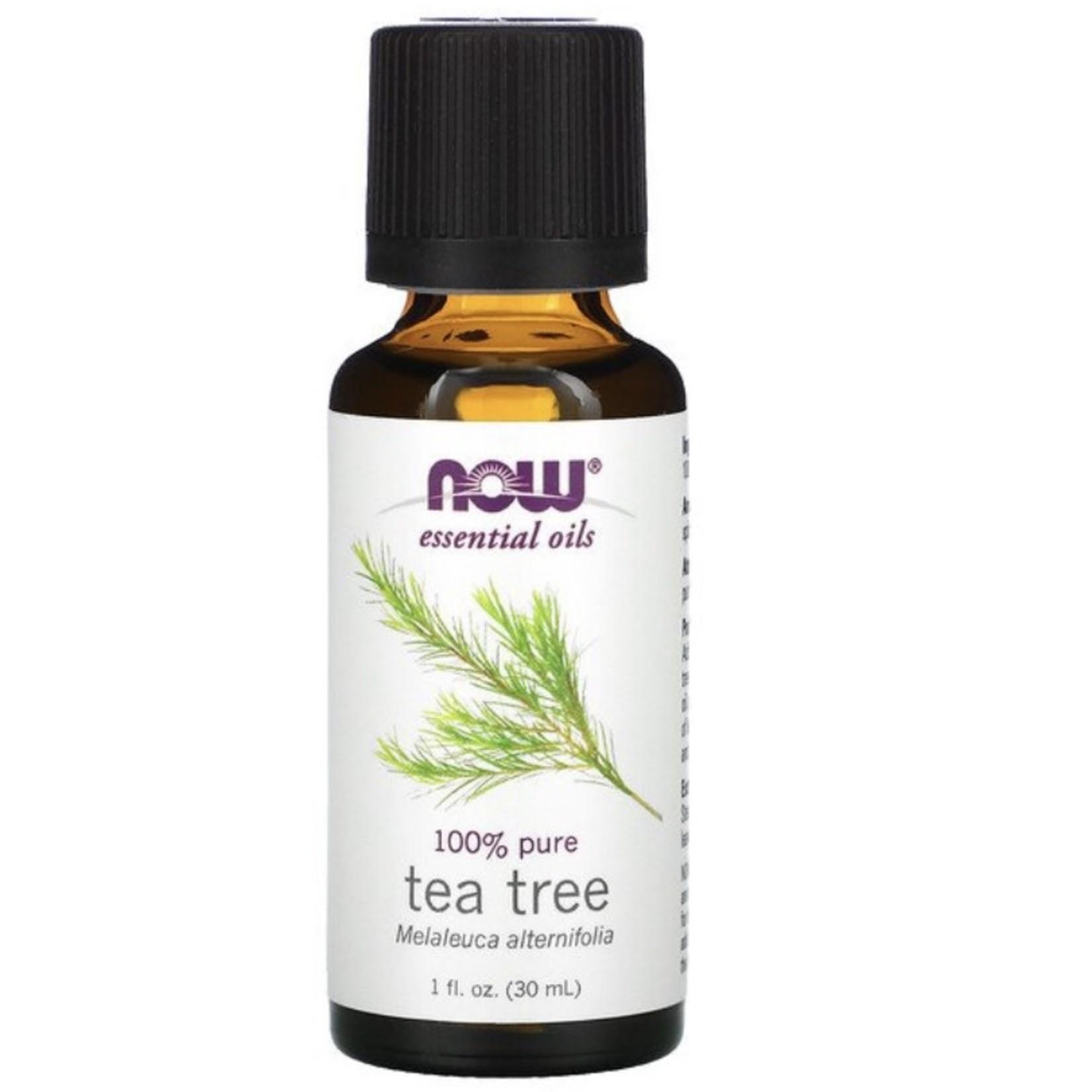 Now Now Tea Tree Essential Oil 30ml