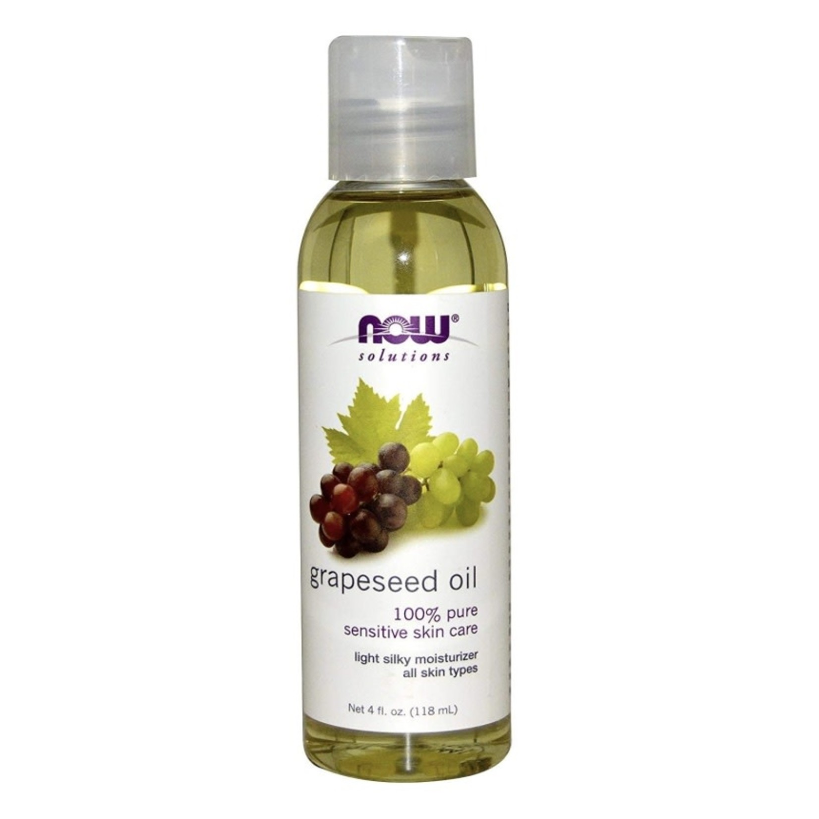 Now Now Grapeseed Oil 118ml