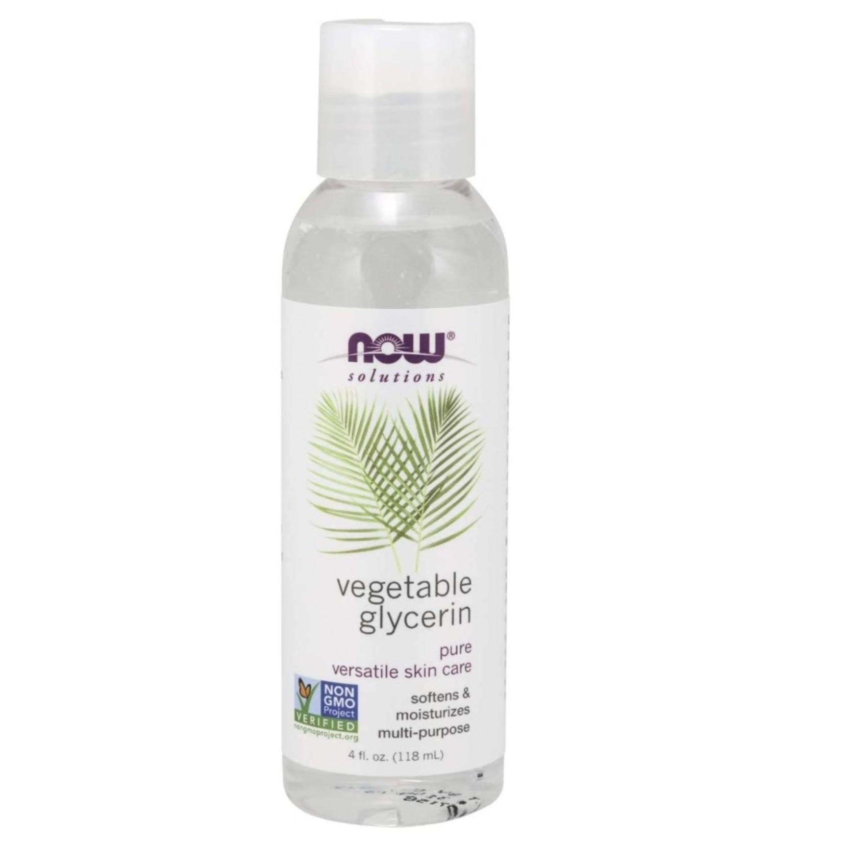 Now Now Vegetable Glycerin 118ml