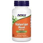 Now Now Valerian Root 500mg 100 caps