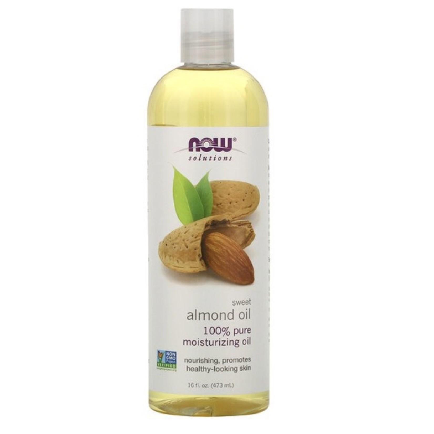 Now Now Almond Oil 473ml