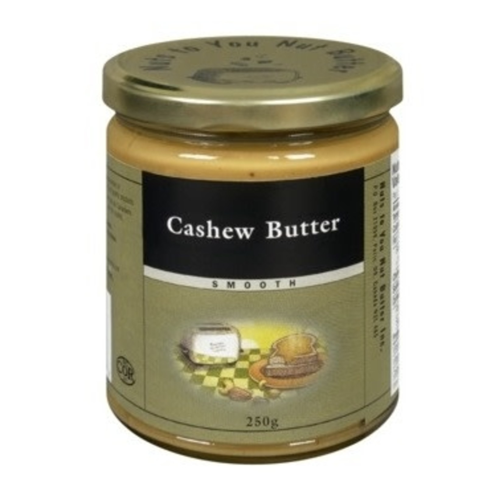 Nuts to You Nuts to You Cashew Butter