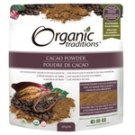 Organic Traditions Organic Traditions Cacao Powder 227g