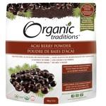 Organic Traditions Organic Traditions Açai Berry Powder 100g