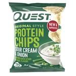 Quest Quest Sour Cream & Onion Chips 32g