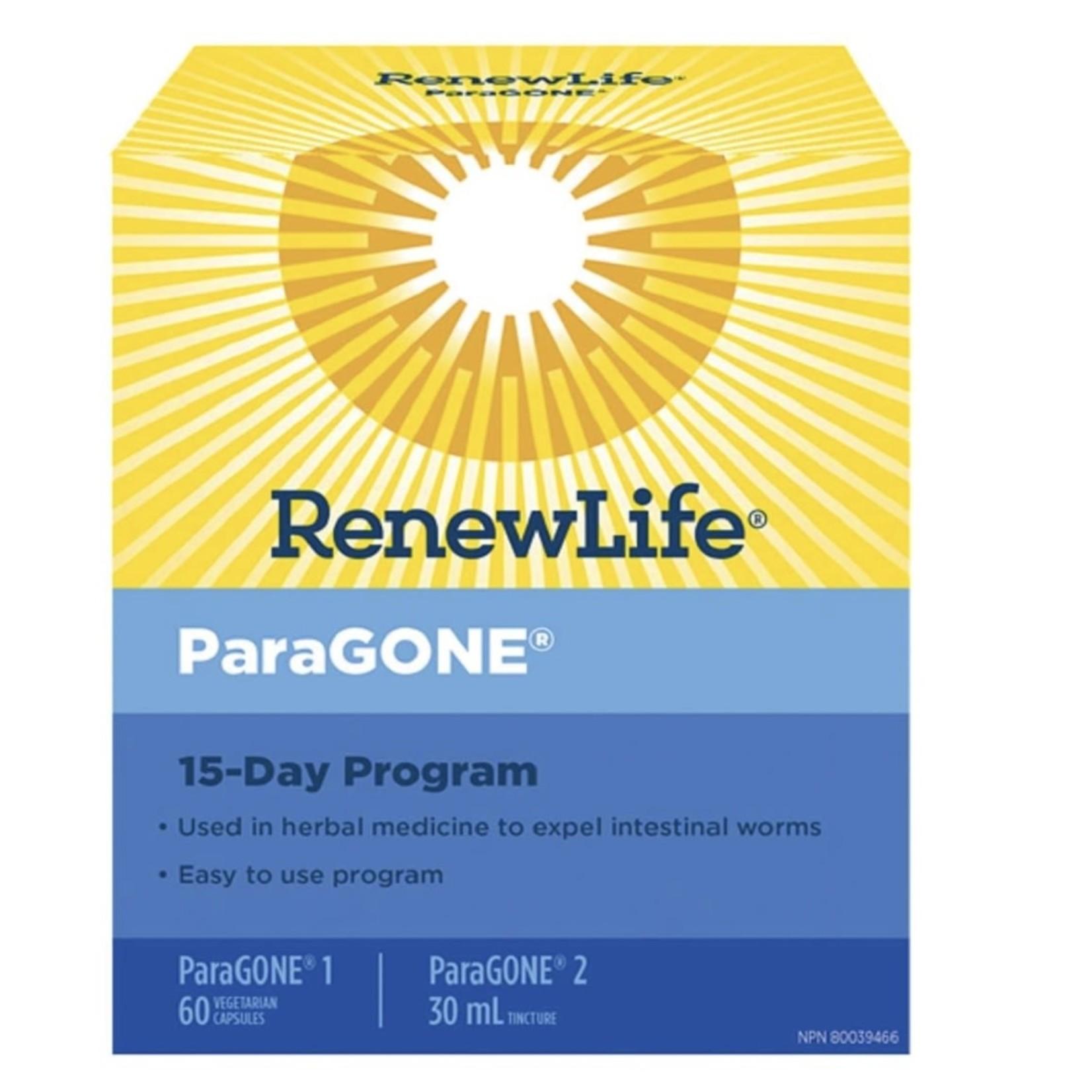 Renew Life Renew Life ParaGONE
