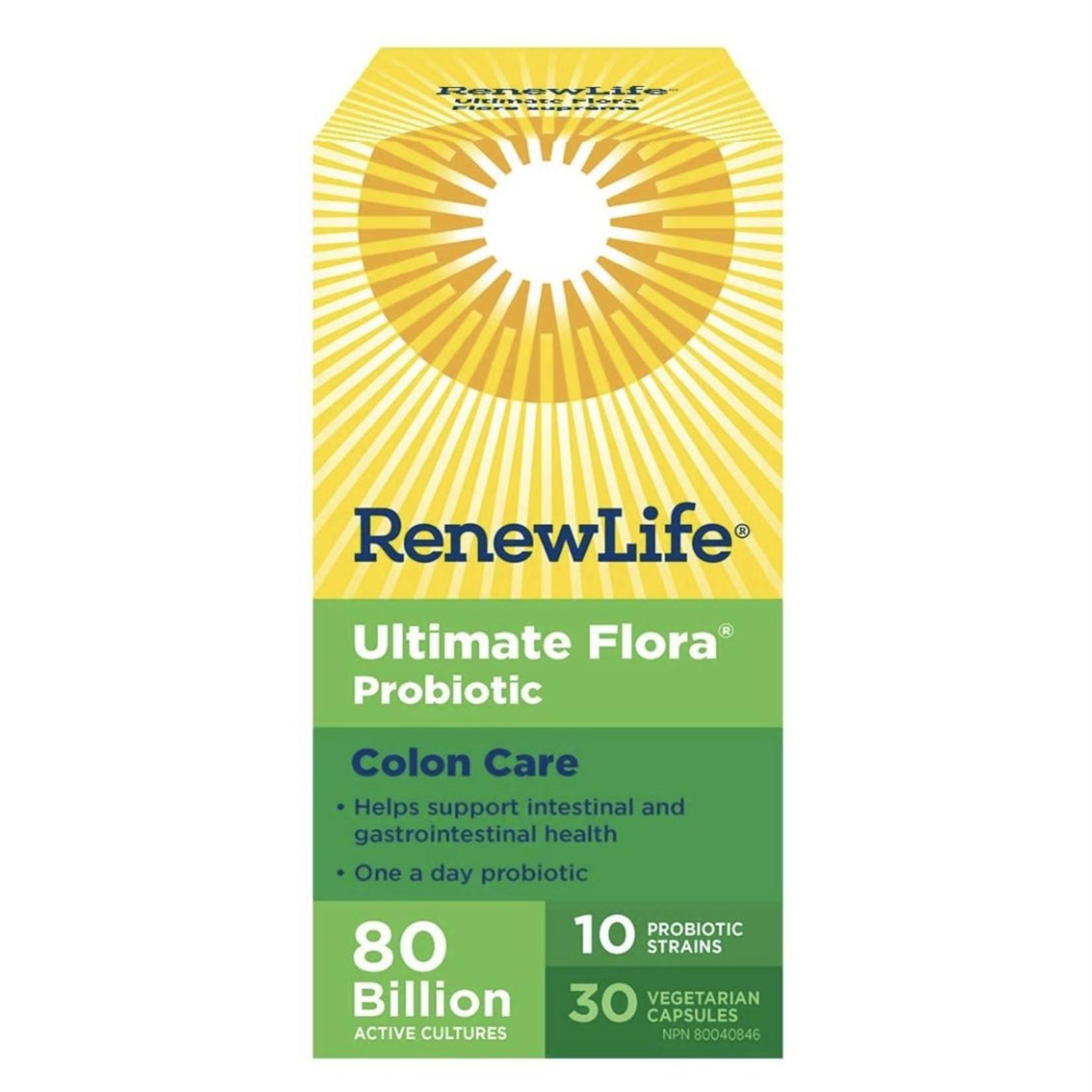 Renew Life Renew Life Colon Care 80 billion 30 caps