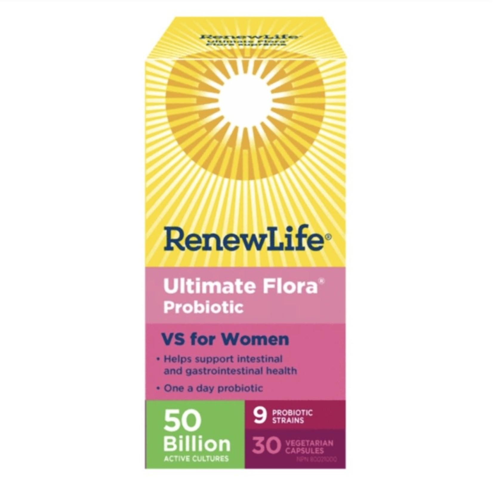 Renew Life Renew Life Vaginal Support 50 billion 30 caps