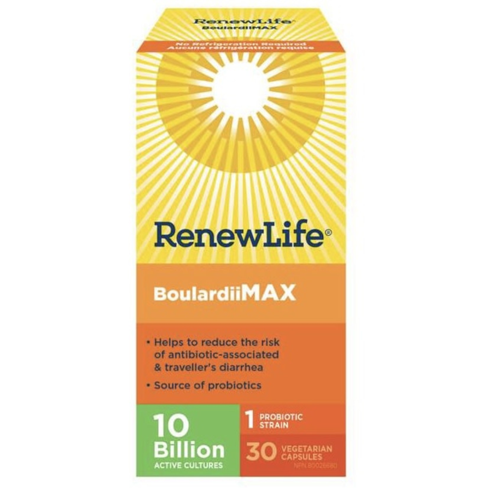Renew Life Renew Life BoulardiiMax 10 billion 30 caps