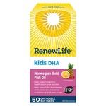 Renew Life Renew Life Kids DHA 60 chews