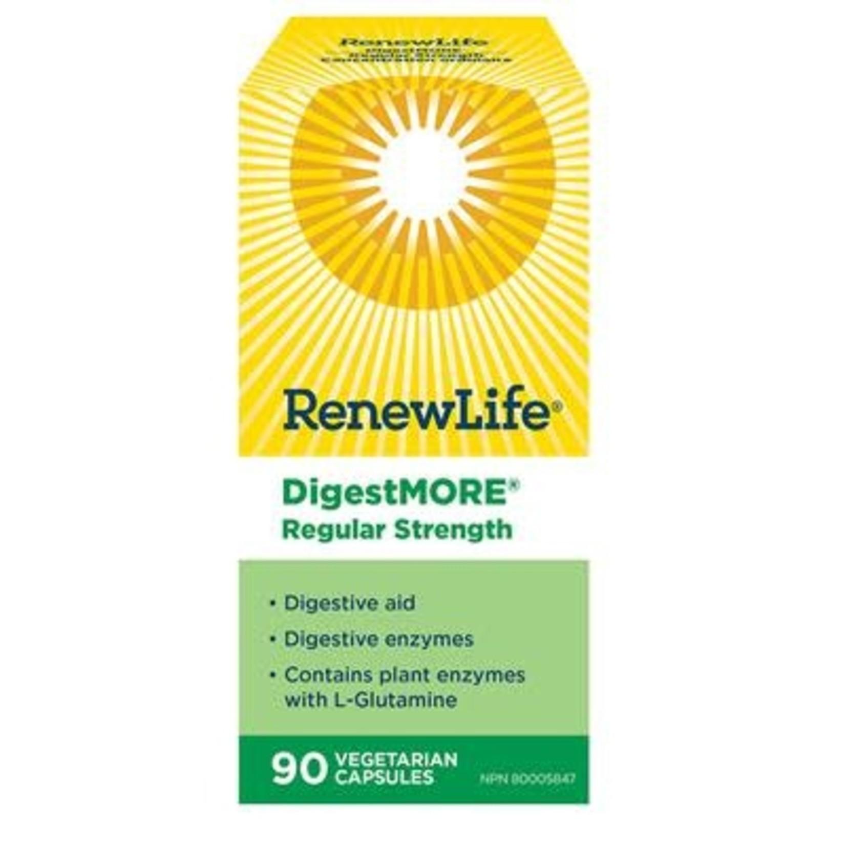 Renew Life Renew Life DigestMore 90 caps