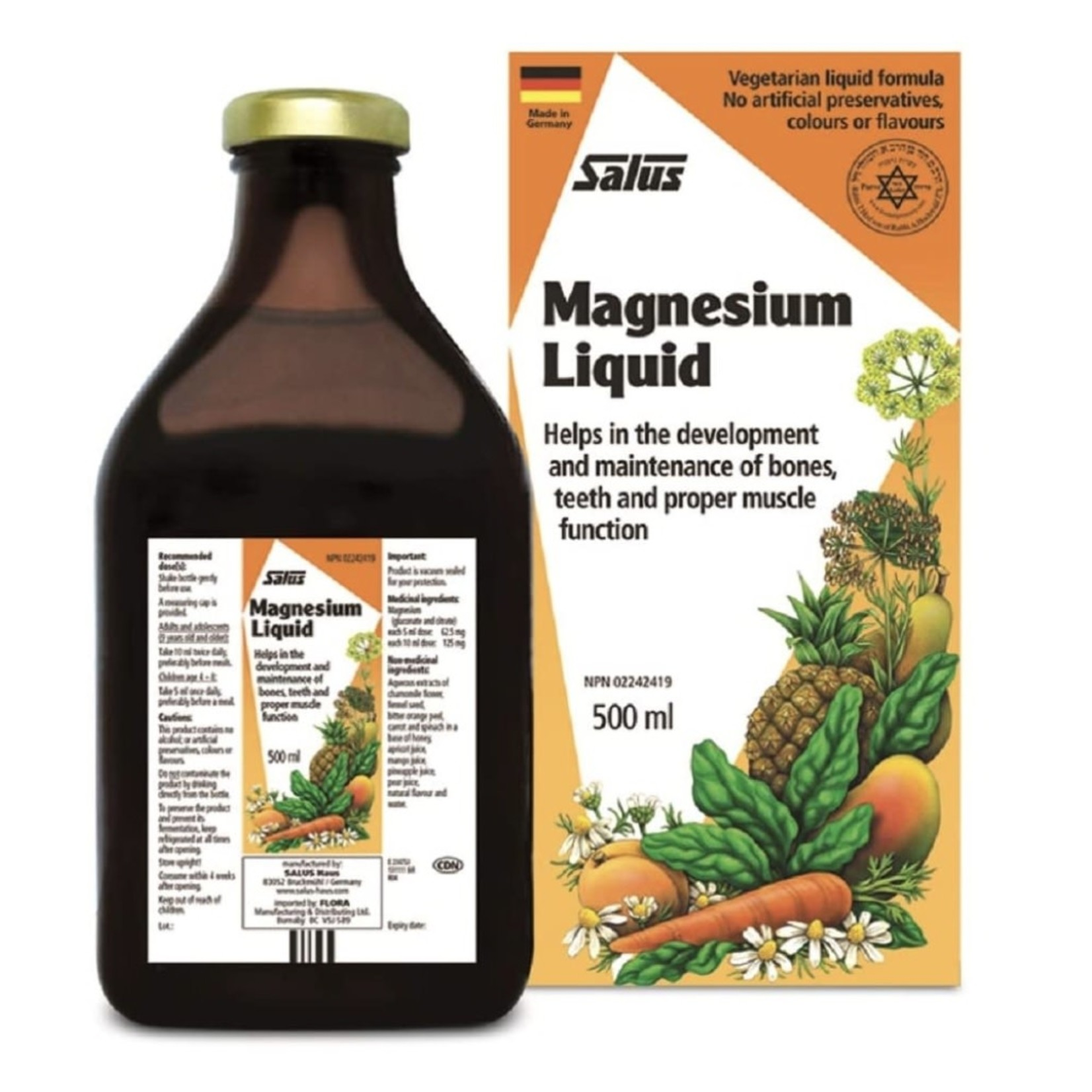 Salus Salus Magnesium 500ml