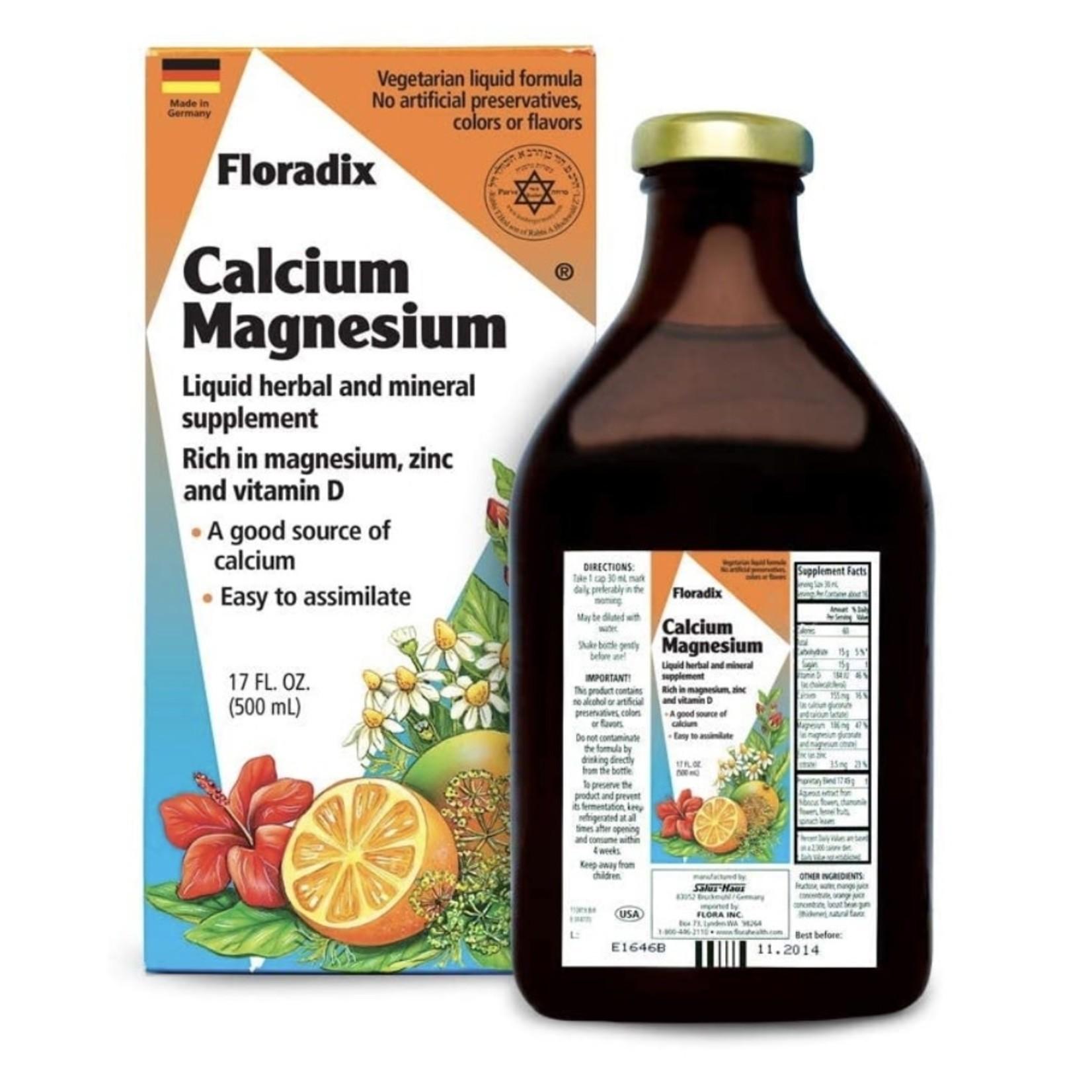 Salus Salus Calcium Magnesium 500ml