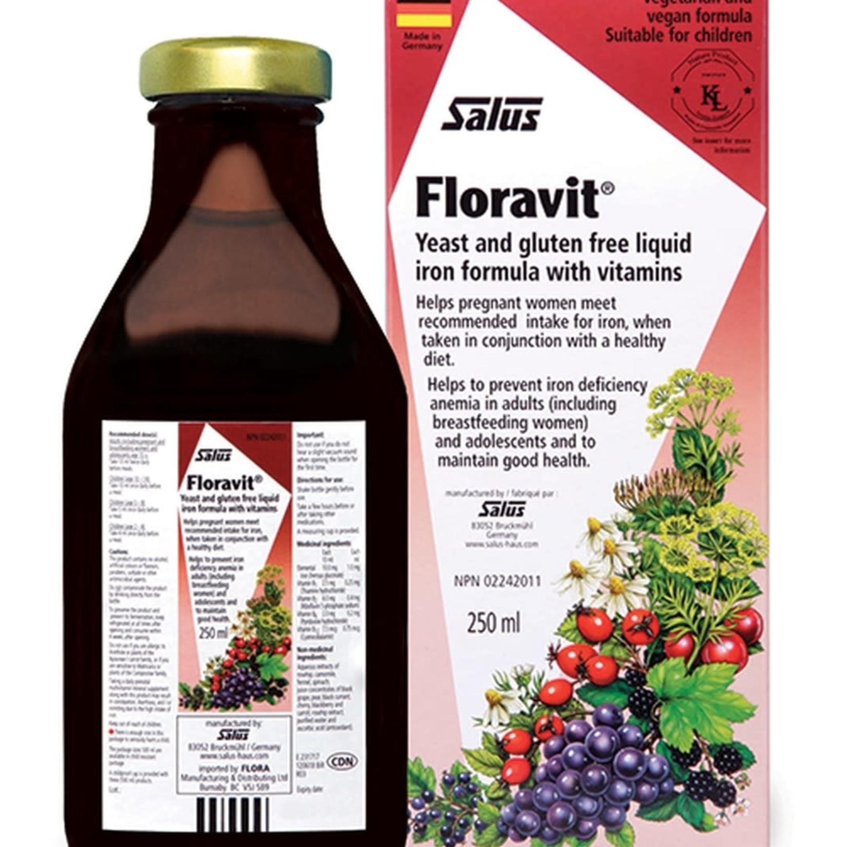 Salus Salus Floravit 250ml