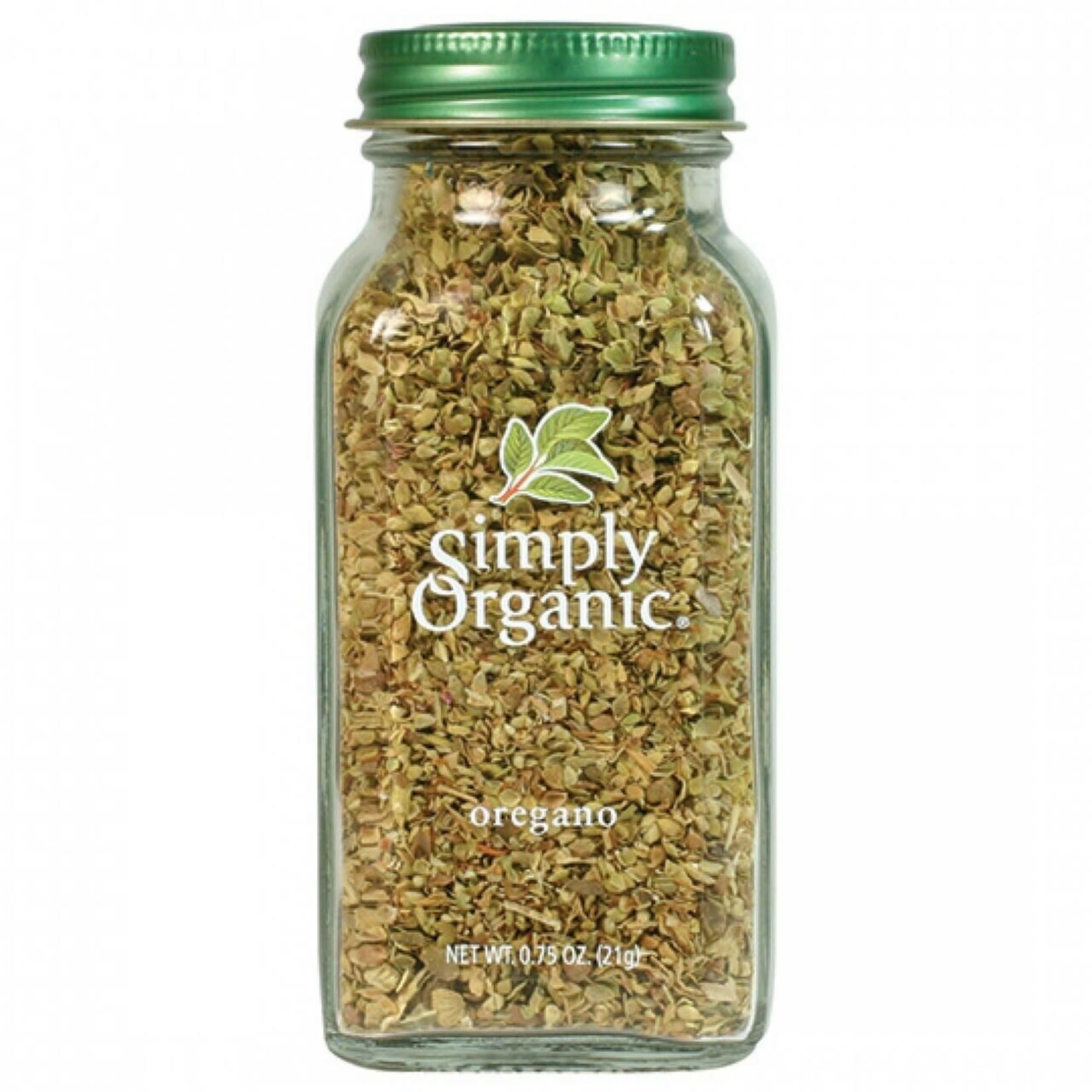 Simply Organic Simply Organic Oregano 21g