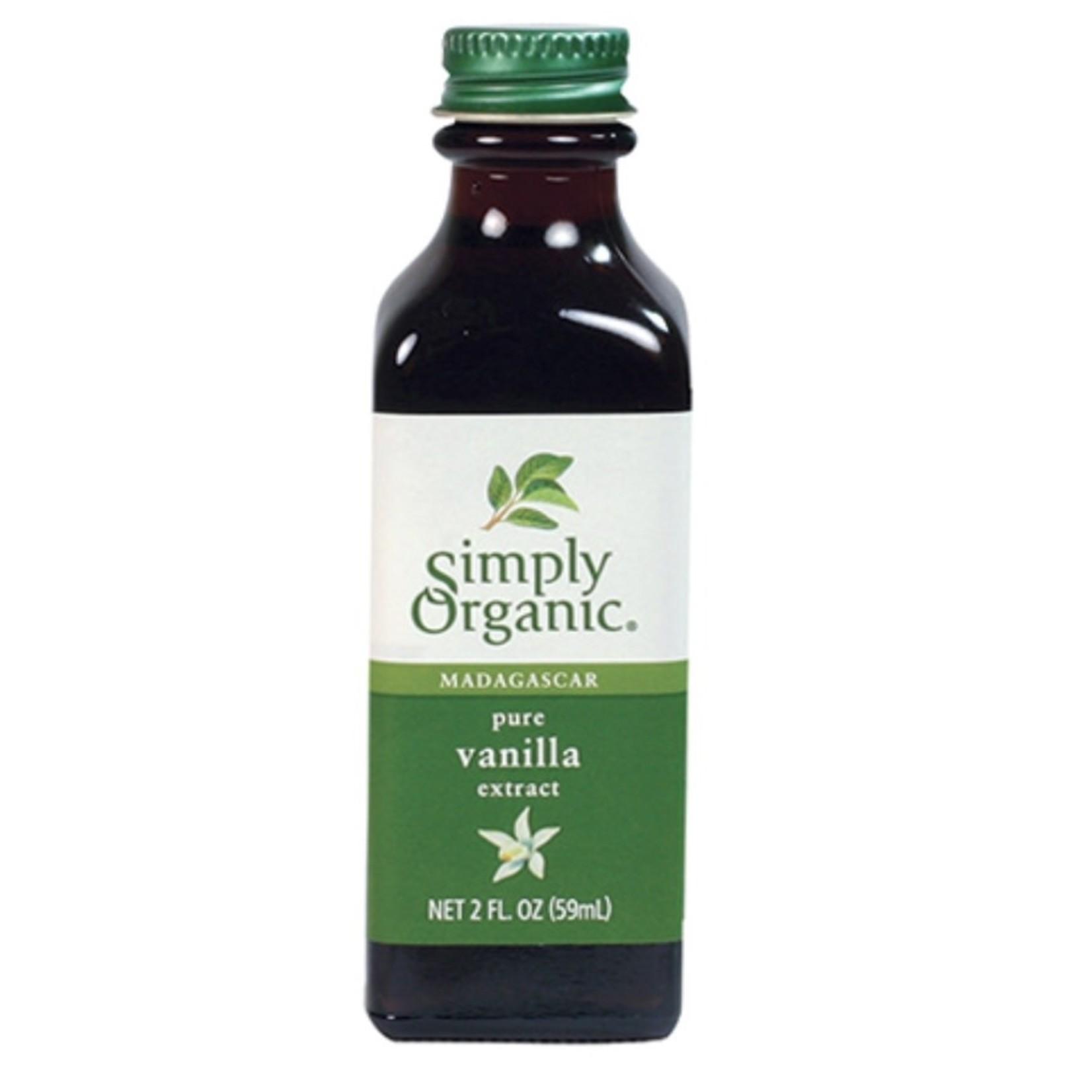 Simply Organic Simply Organic Vanilla Extract 59ml