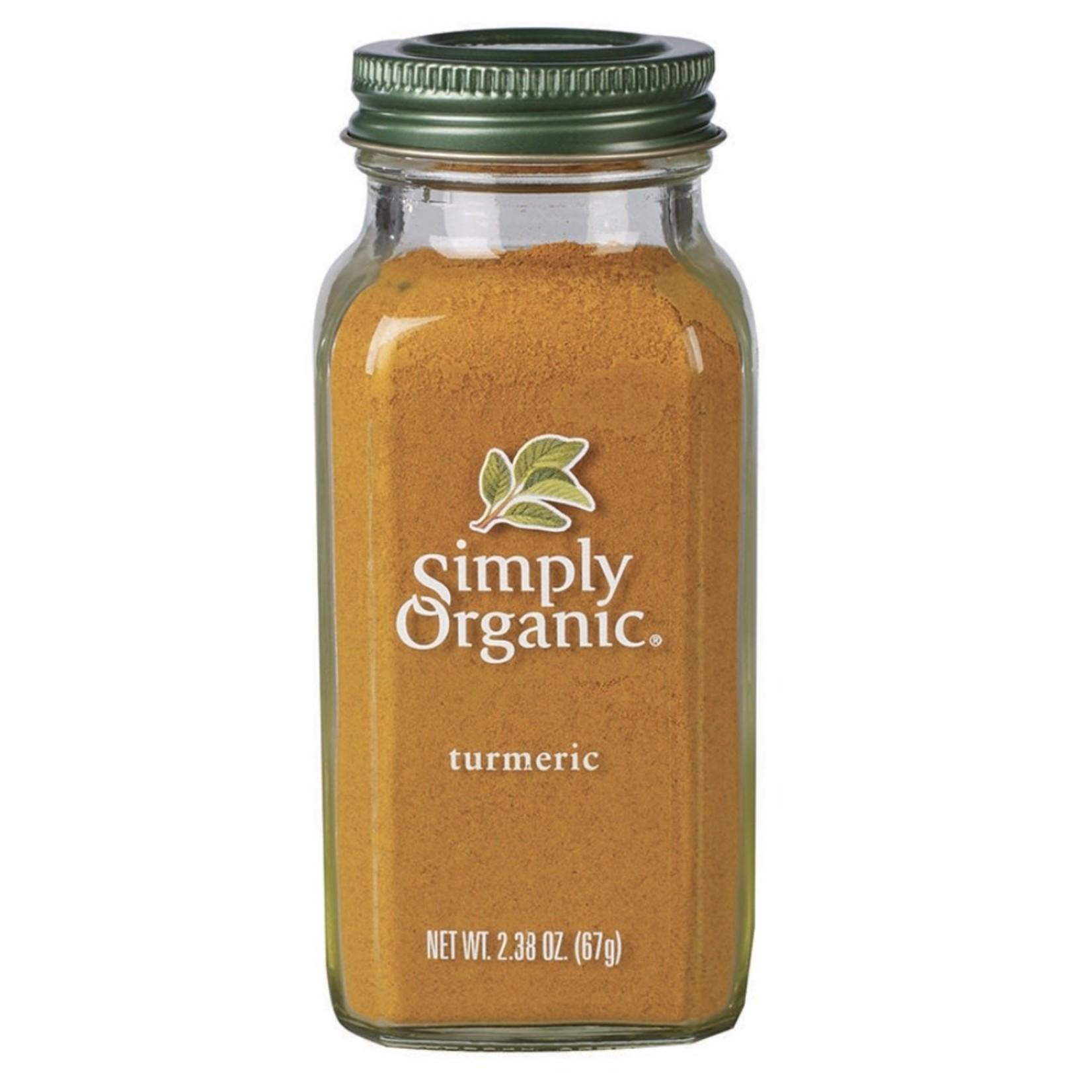 Simply Organic Simply Organic Turmeric 67g