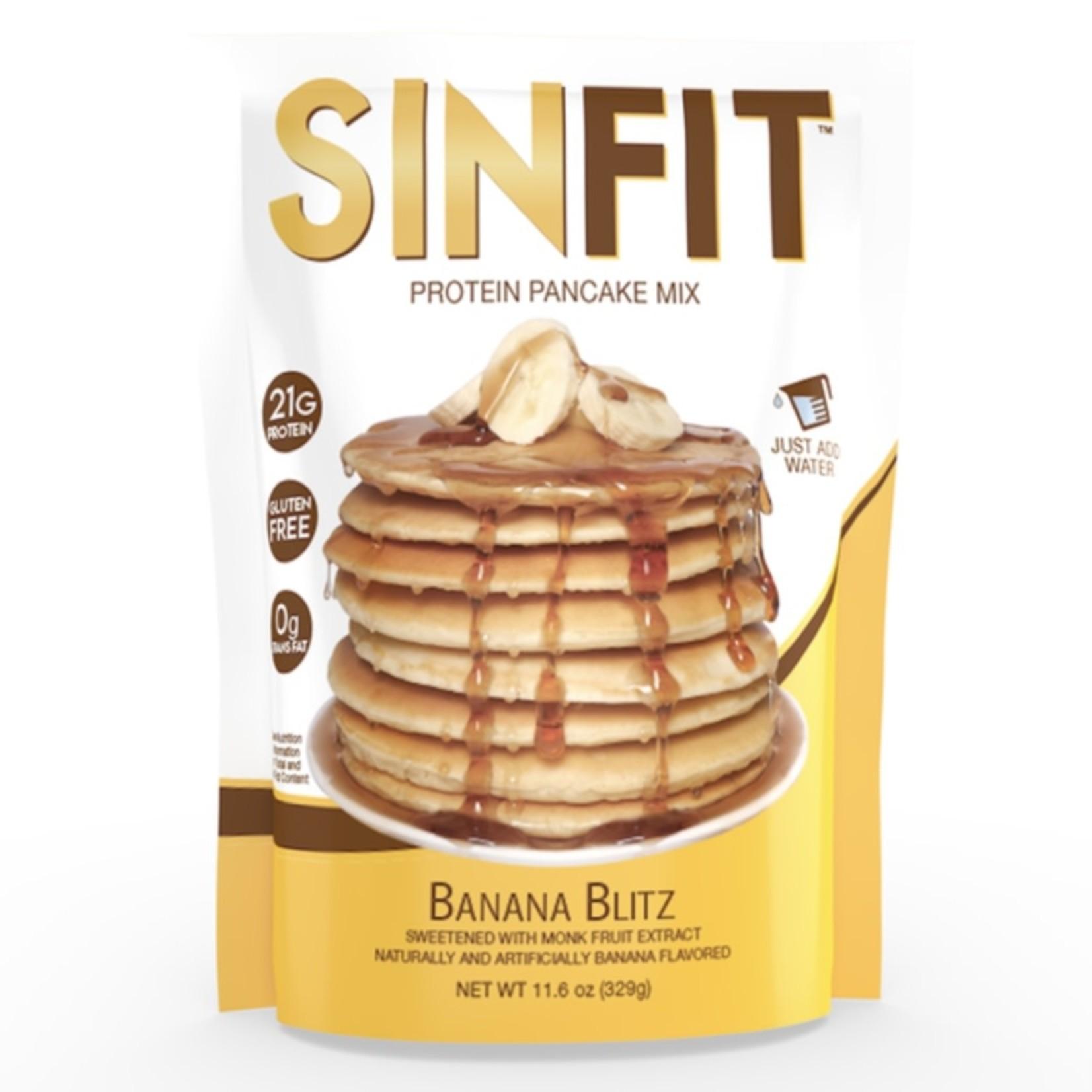 SINFIT SINFIT Banana Blitz Protein Pancake Mix