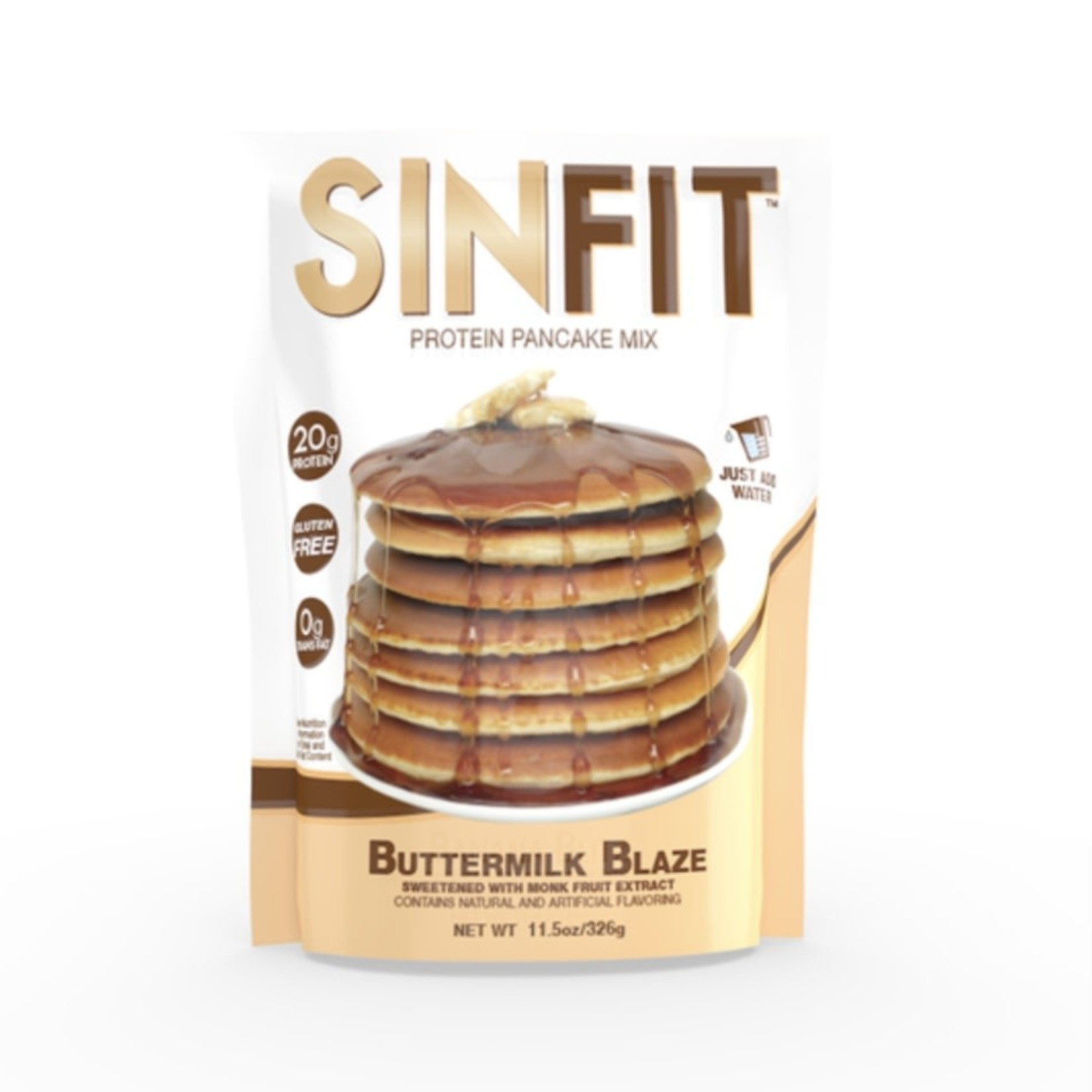 SINFIT SINFIT Buttermilk Blaze Protein Pancake Mix