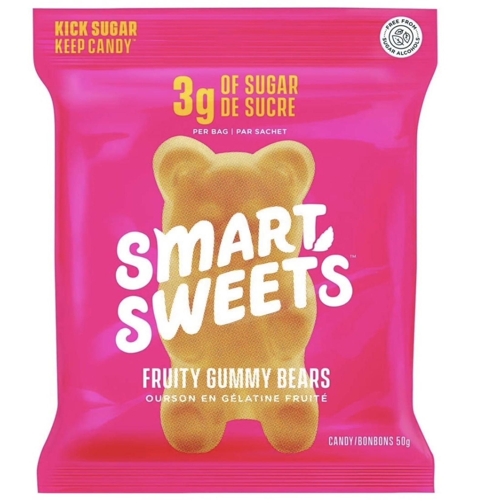 Smart Sweets Smart Sweets - Fruity Gummy Bears