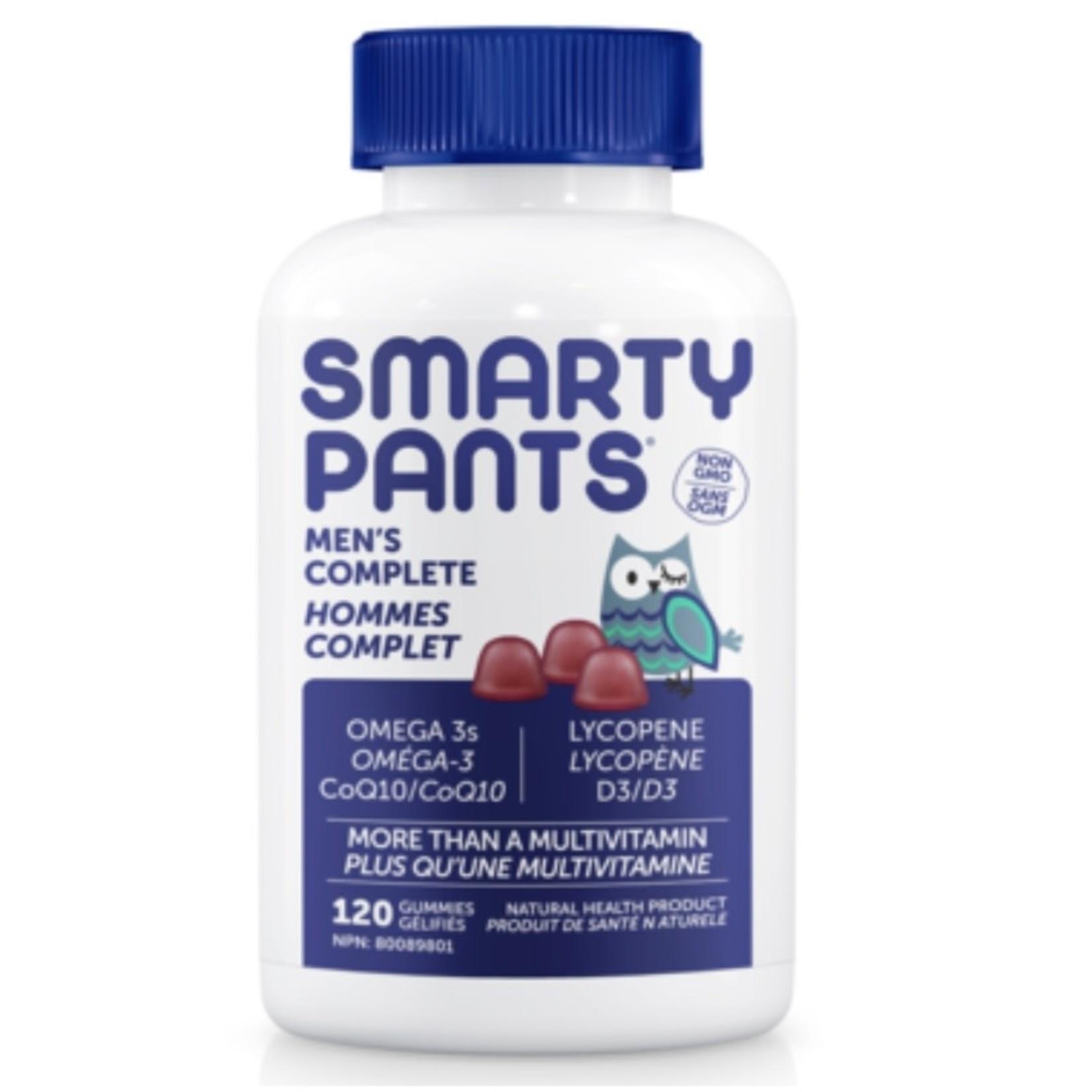 Smarty Pants Smarty Pants Men's Complete 120 gummies