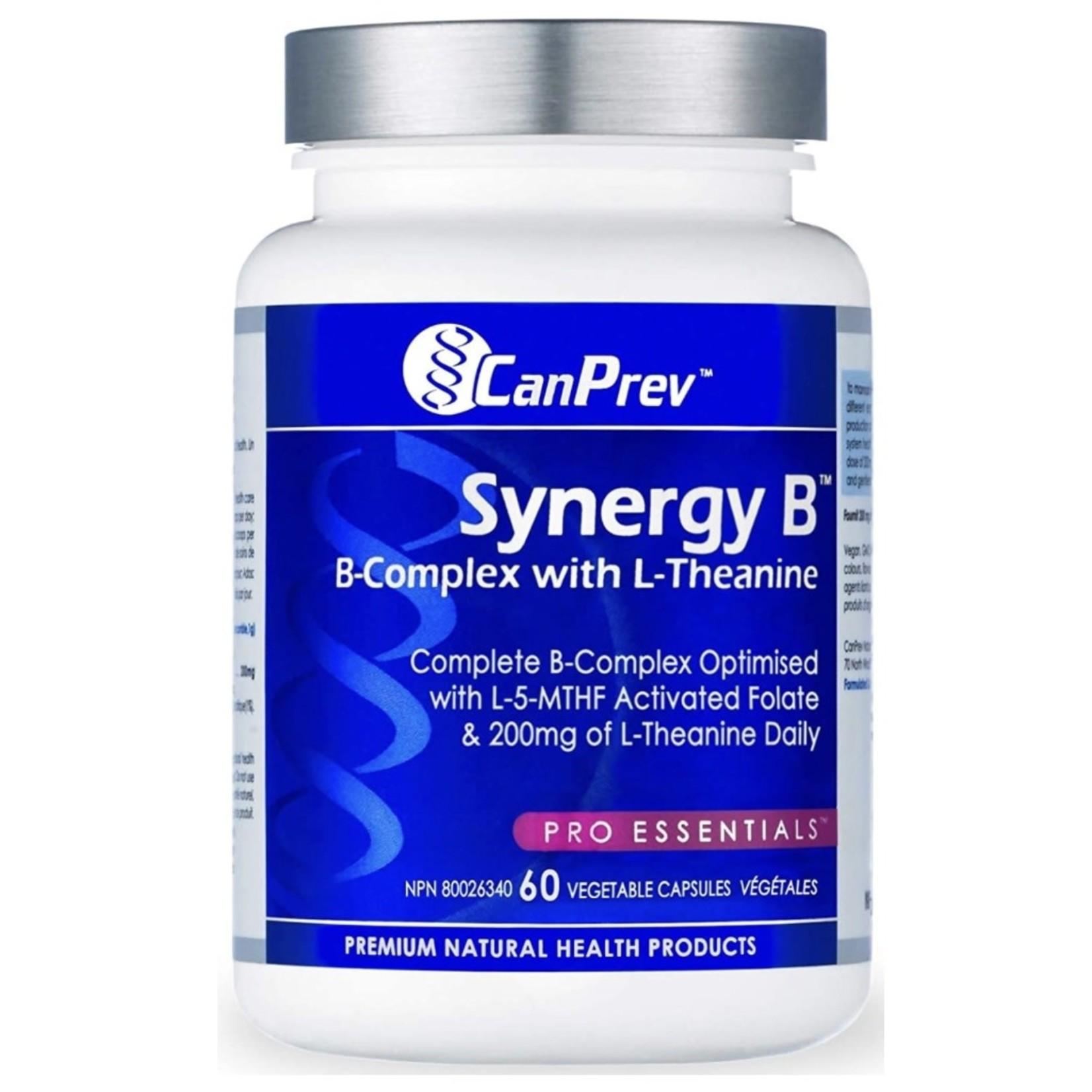 Canprev Canprev Synergy B Complex 60 caps