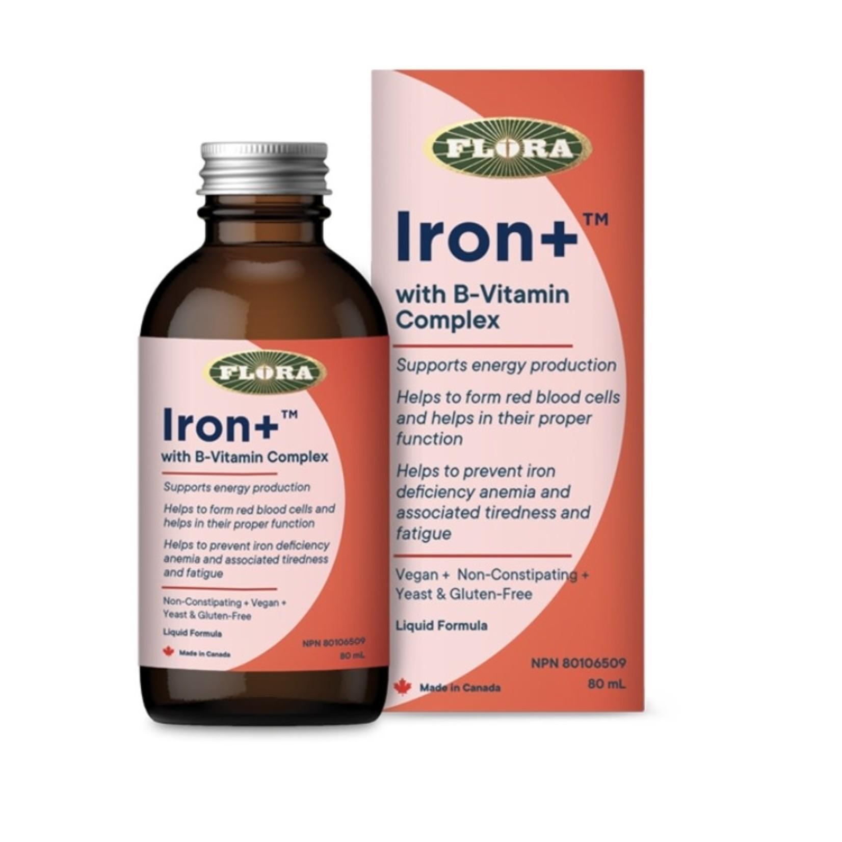 Flora Flora Iron+ 240ml