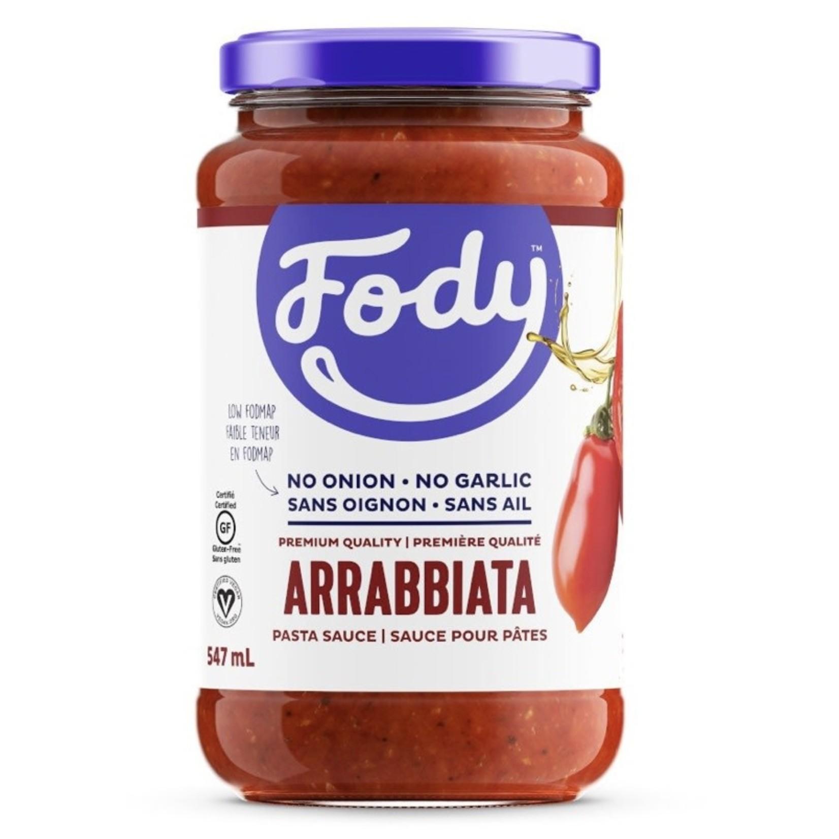Fody Food Co. Fody Arrabbiata Sauce