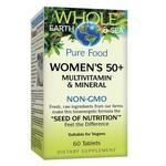 Whole Earth & Sea Whole Earth & Sea Women's 50+ Multivitamin 60 tabs