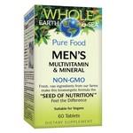 Whole Earth & Sea Whole Earth & Sea Men's Multivitamin 60 tabs