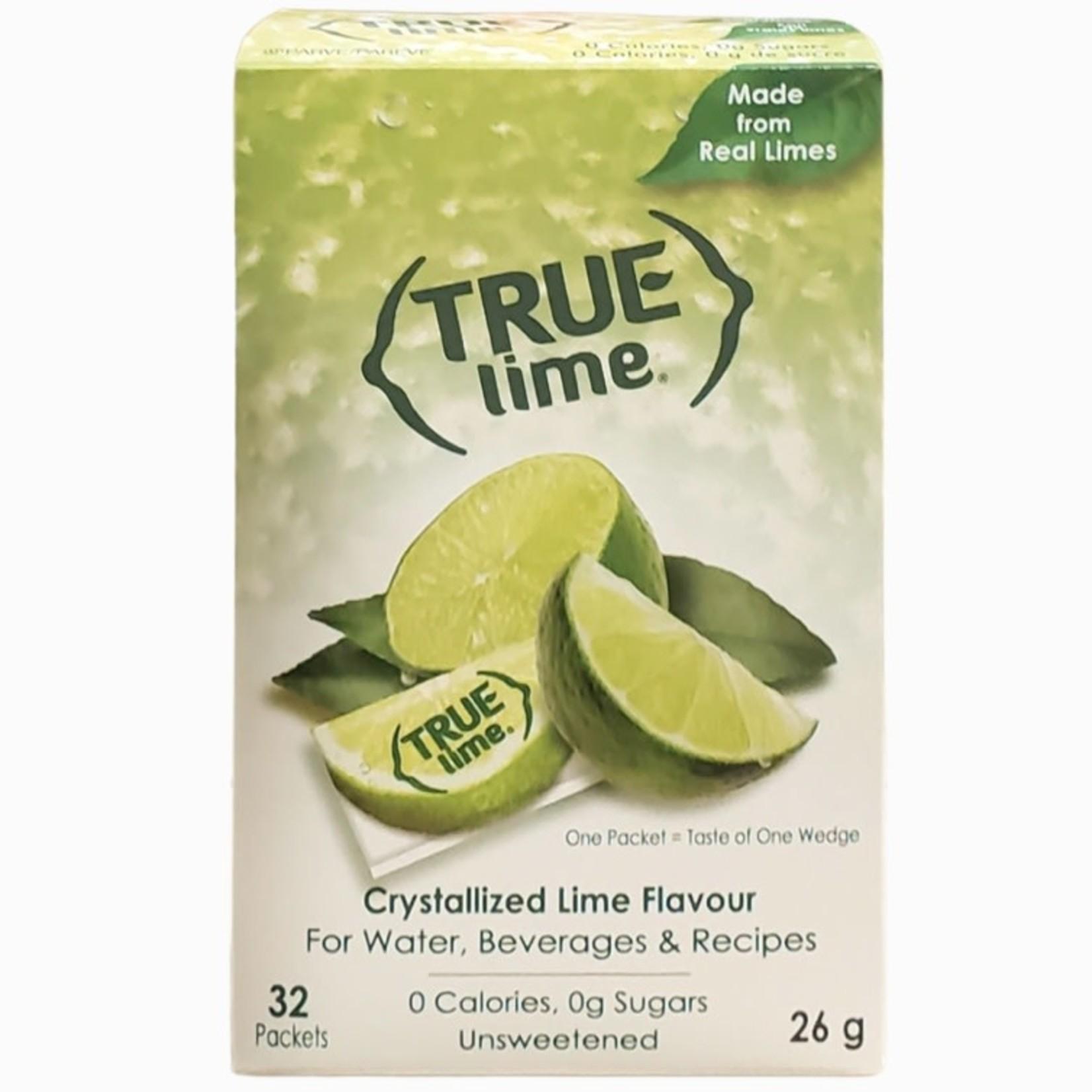 True Citrus True Lime 26g 32 packets