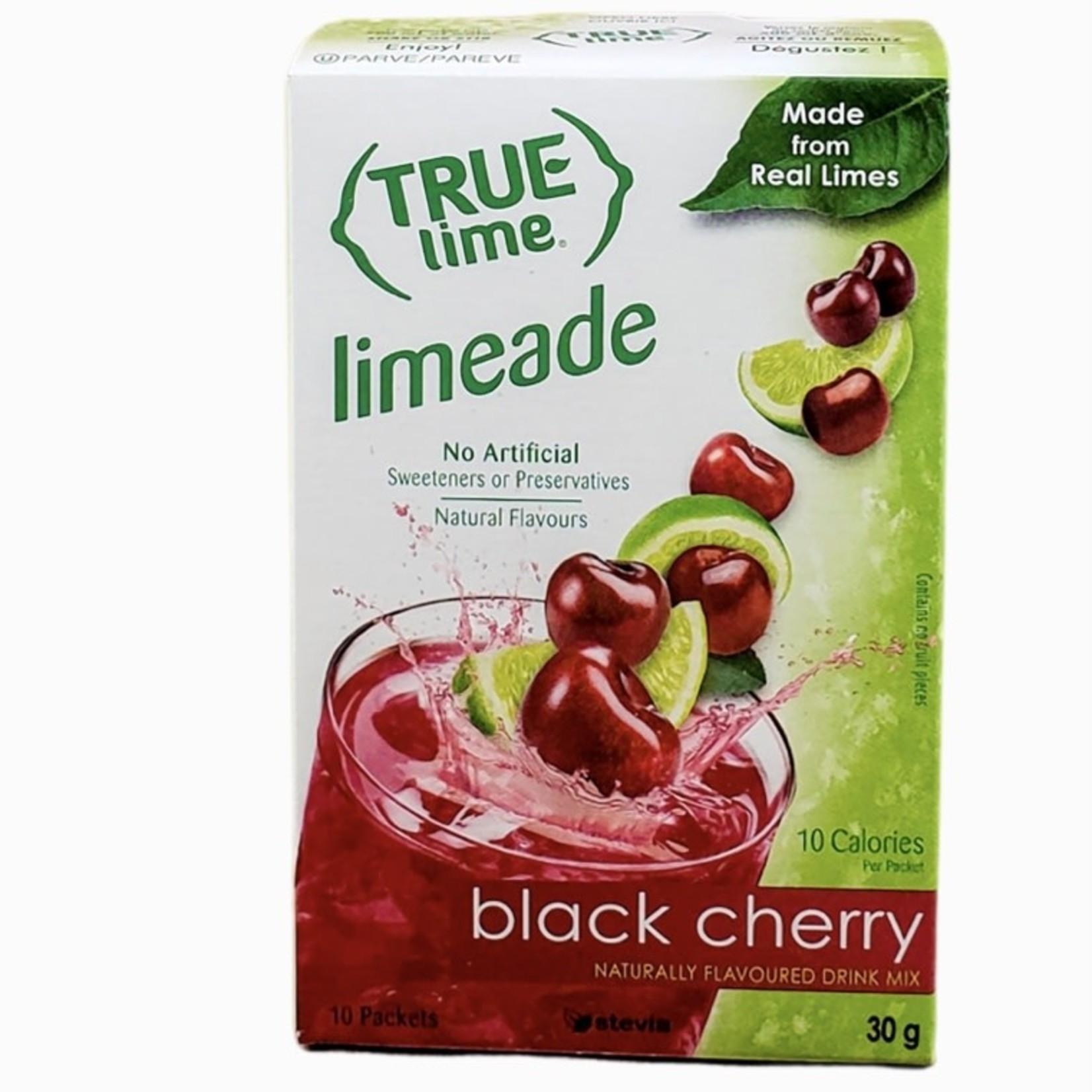 True Citrus True Lime Black Cherry Limeade 10ct