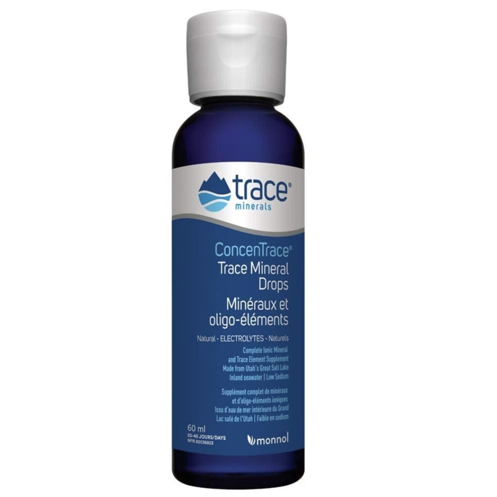 Trace Minerals Research Trace Minerals Concentrate Drops