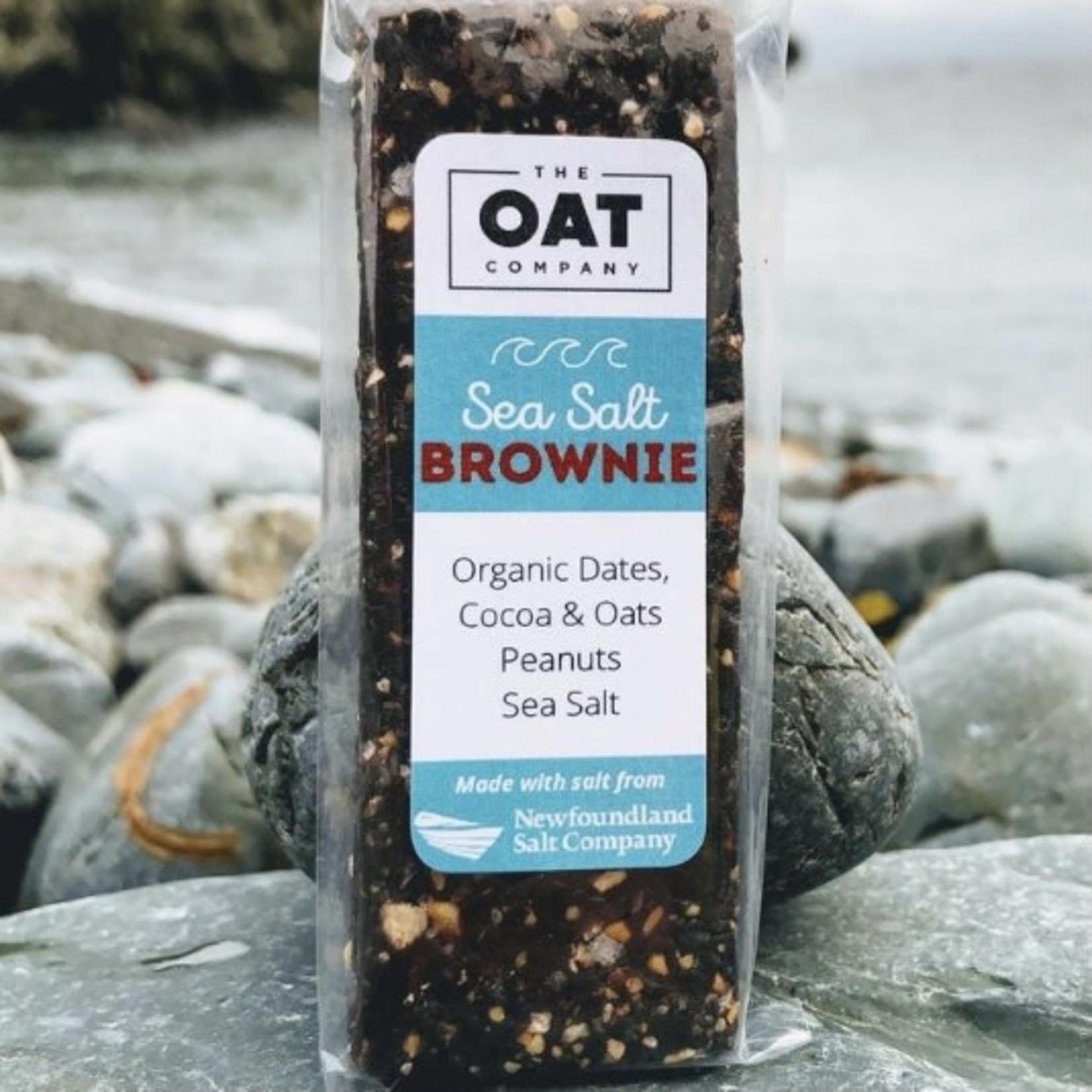 The Oat Company The Oat Company Sea Salt Brownie Bar