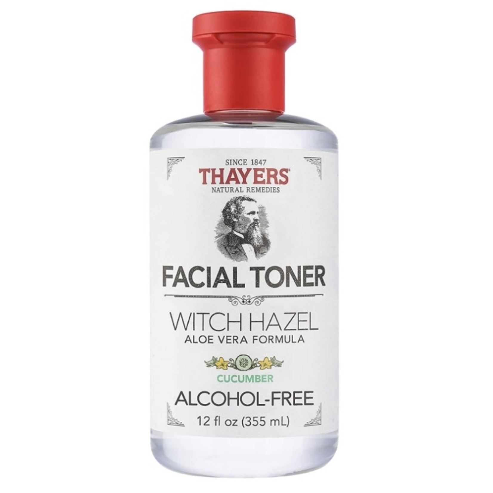 Thayers Thayers Witch Hazel Cucumber Facial Toner 355ml