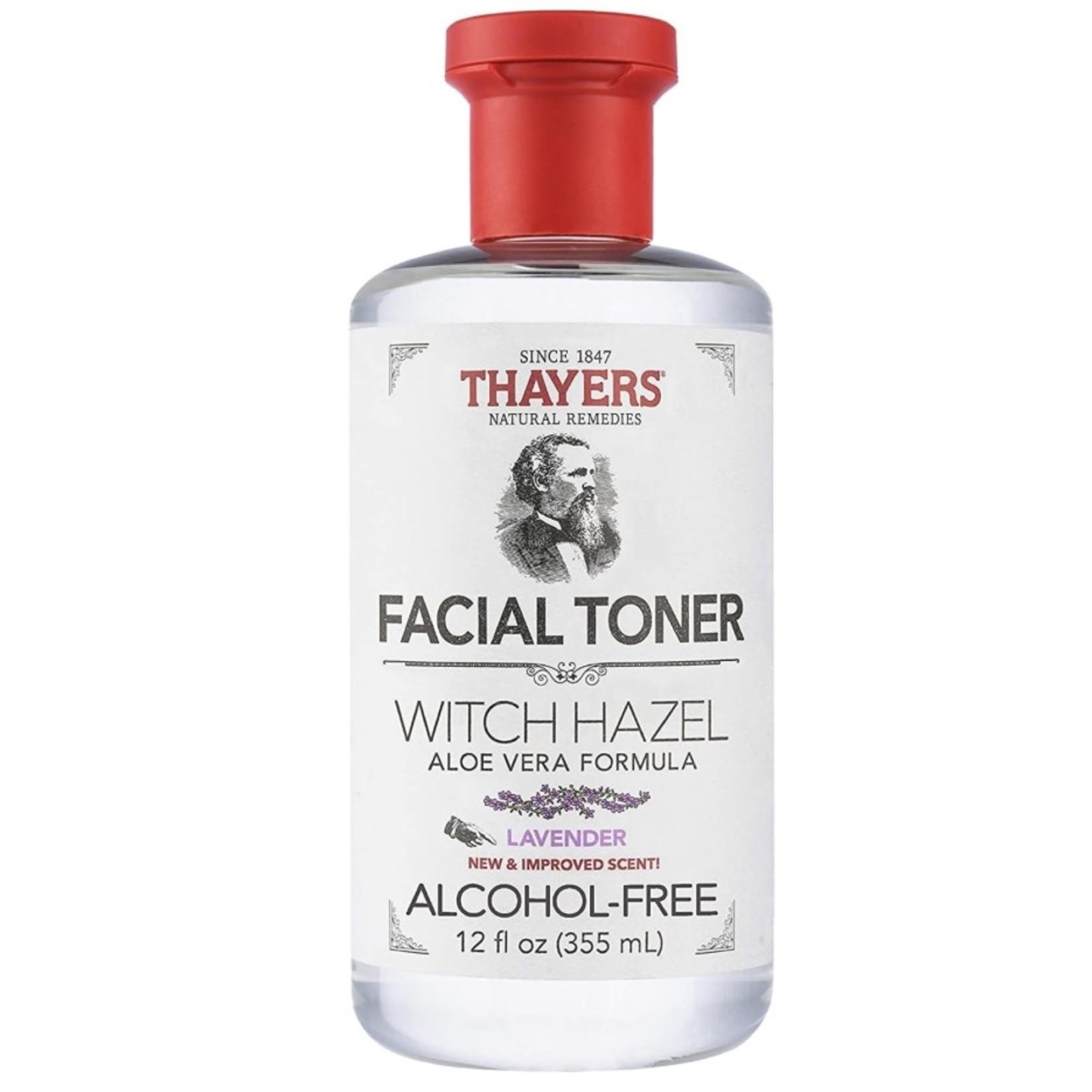 Thayers Thayers Witch Hazel Lavender Facial Toner 355ml