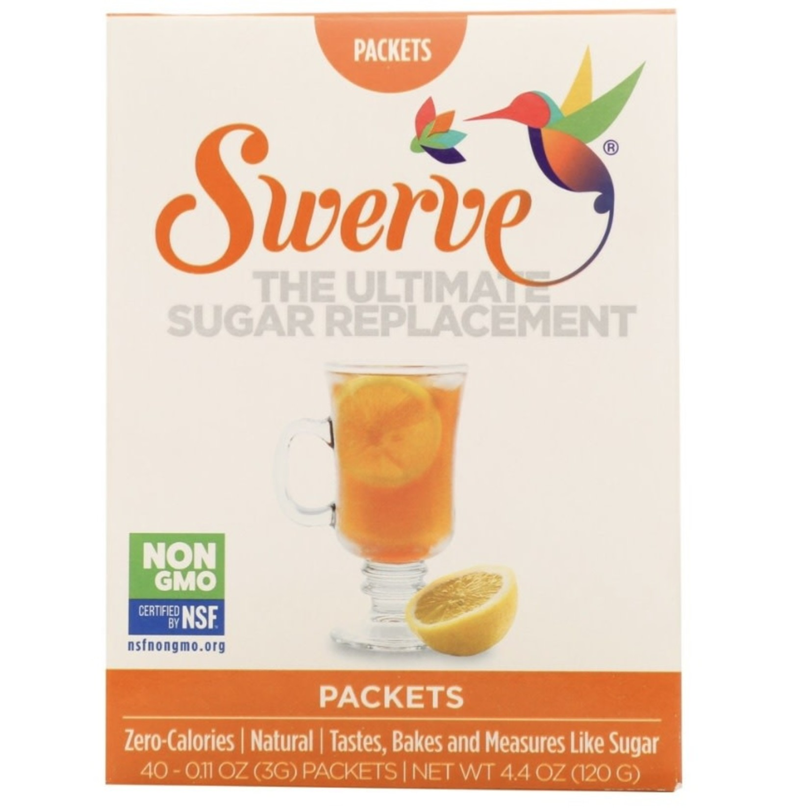 Swerve Swerve Packets - 40ct