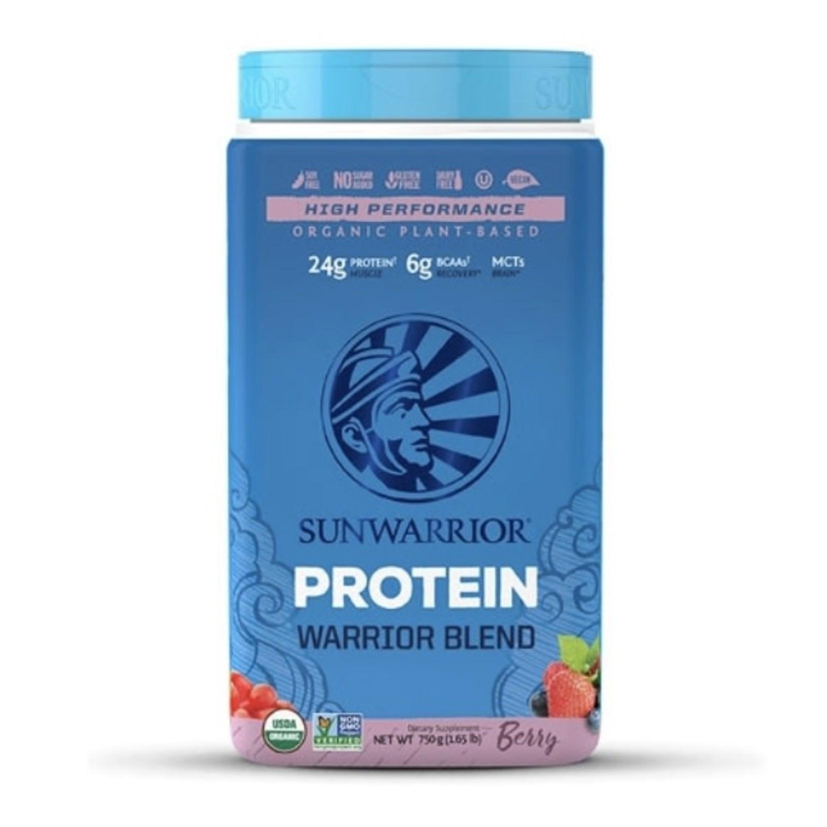 Sunwarrior Sunwarrior Berry Protein 750g