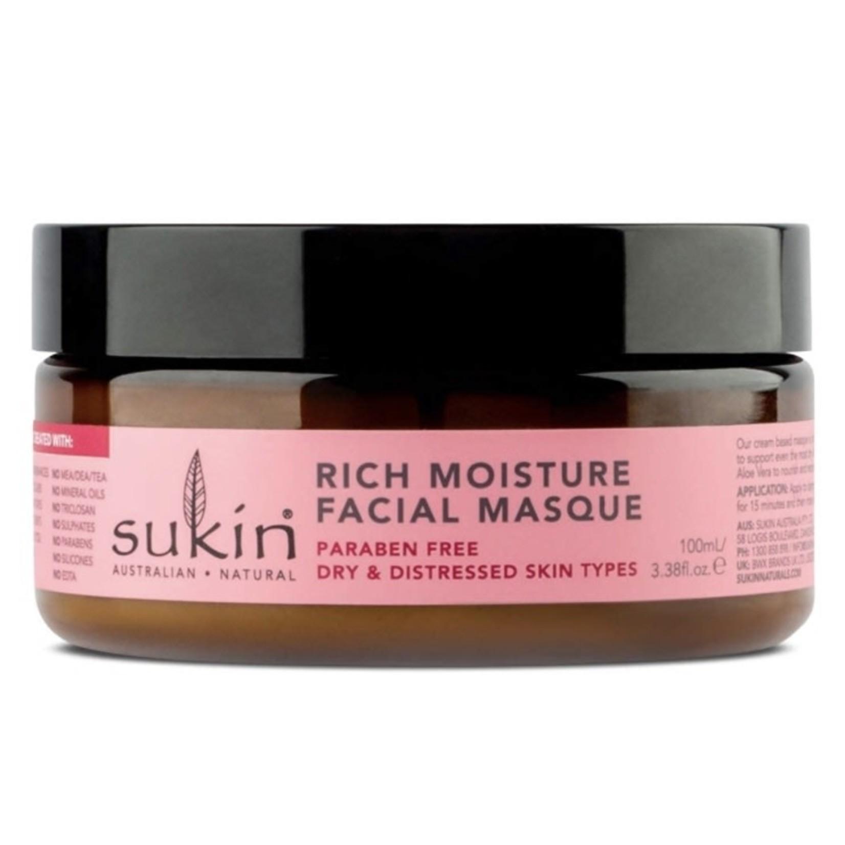 Sukin Sukin Rosehip Facial Masque 100ml