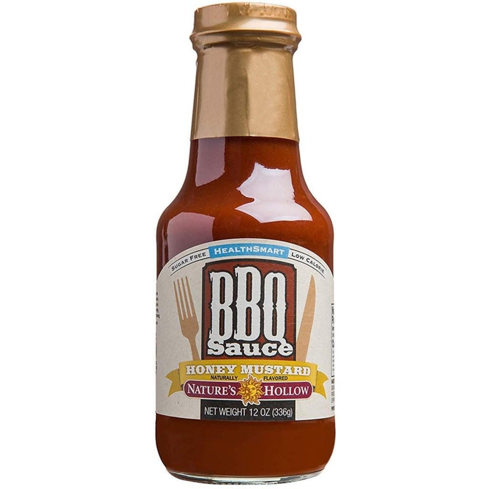 Nature's Hollow Nature's Hollow Honey Mustard BBQ Sauce 355ml