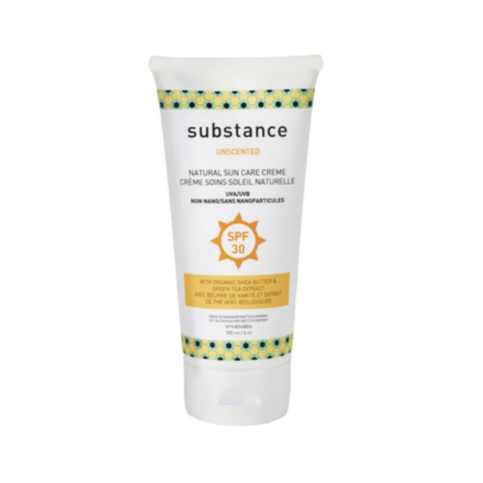 Substance Substance Baby Sunscreen SPF 30 180ml