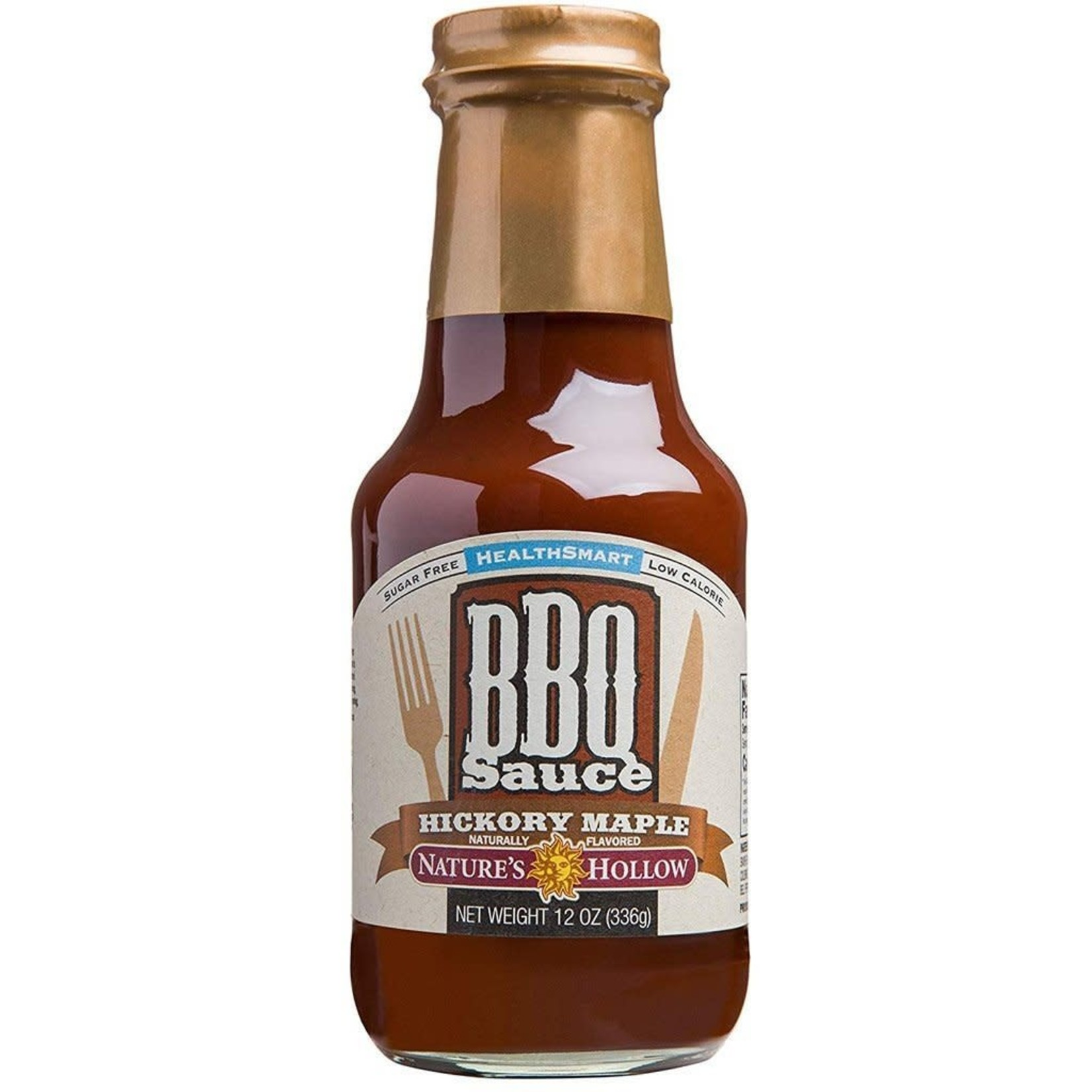 Nature's Hollow Nature's Hollow Hickory Maple BBQ Sauce 355ml