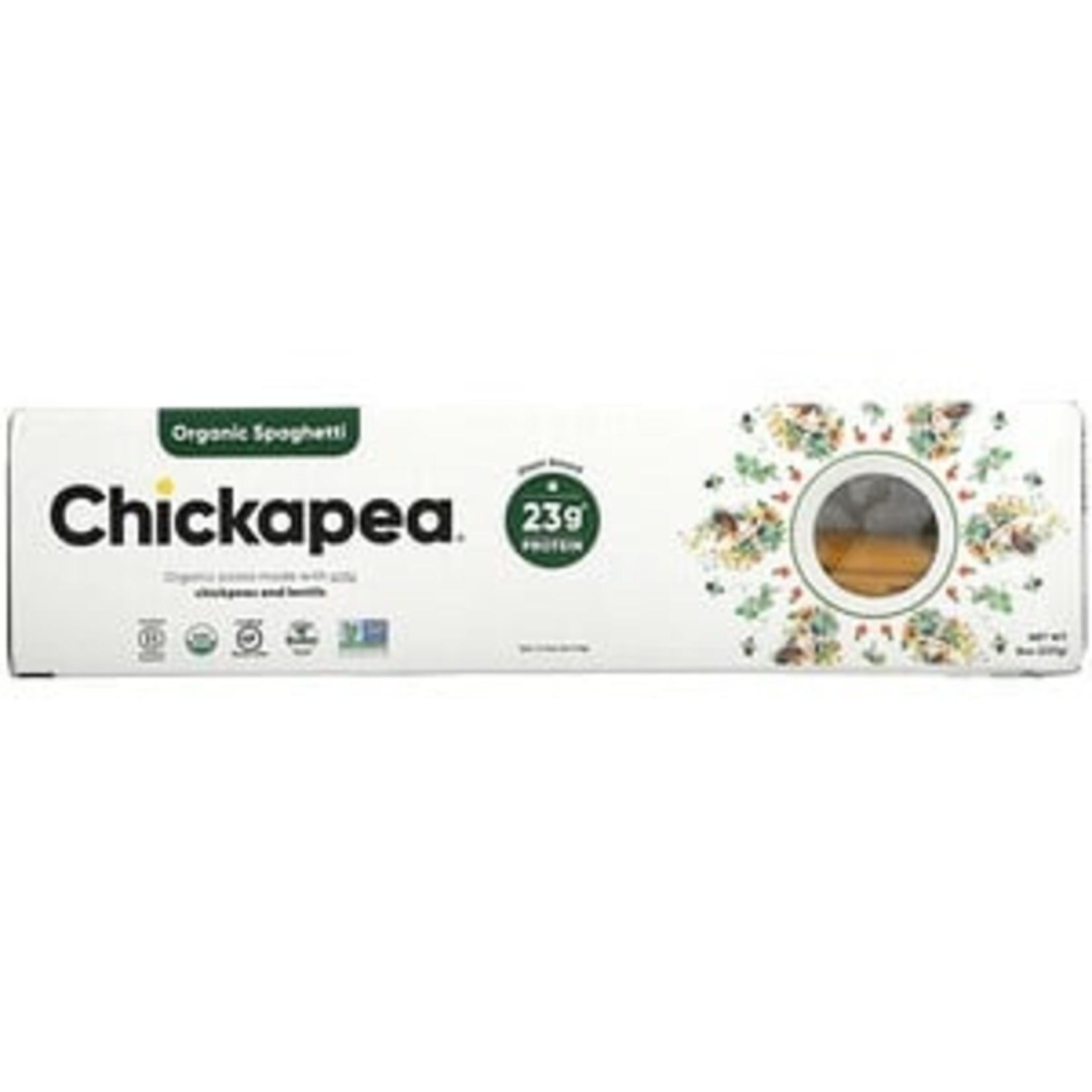 Chickapea Chickapea Spaghetti