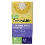 Renew Life Renew Life Ultra Potent 100 billion 36 caps
