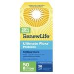 Renew Life Renew Life Critical Care 50 billion 36 caps