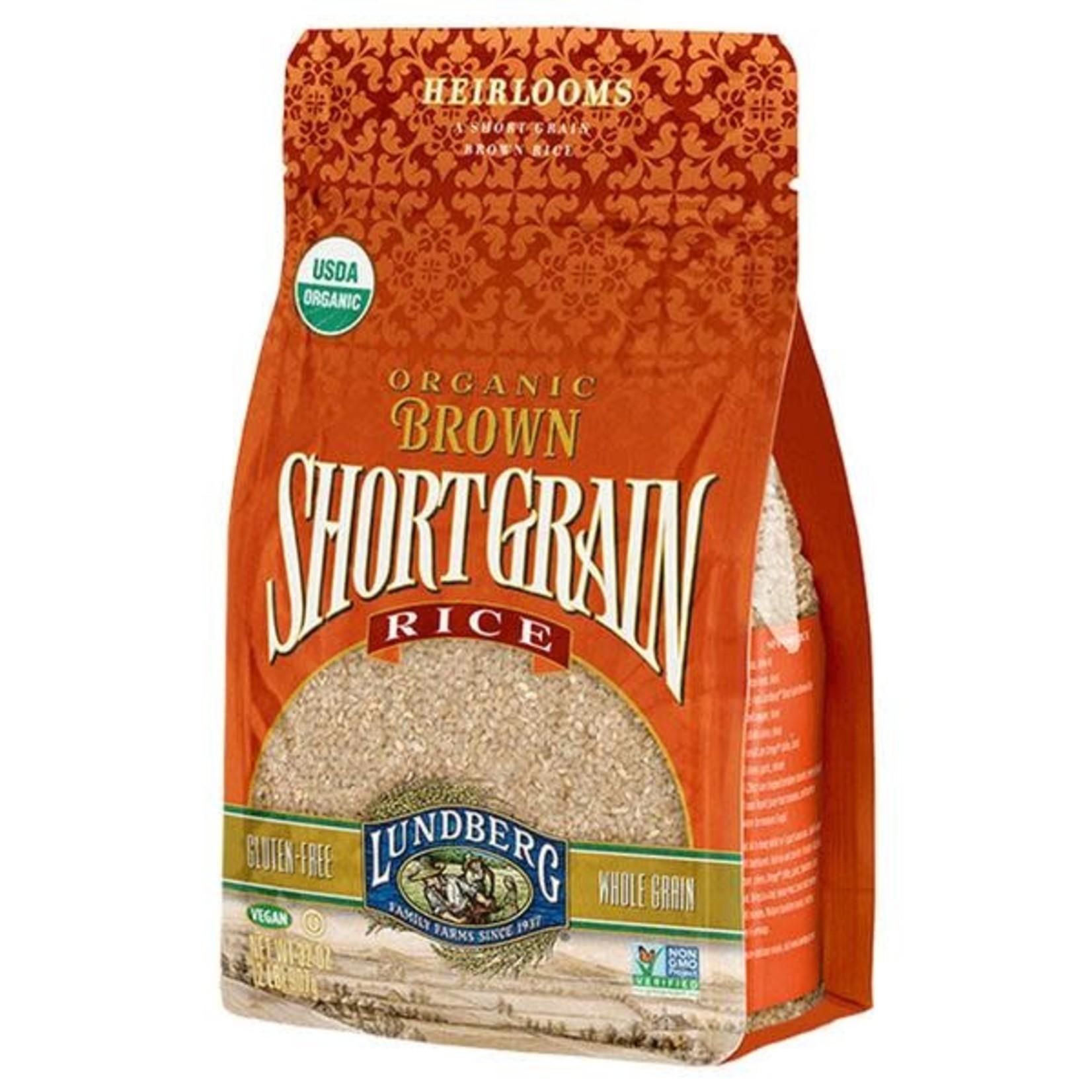 Lundberg Family Farms Lundberg Short Grain Brown Rice 907g