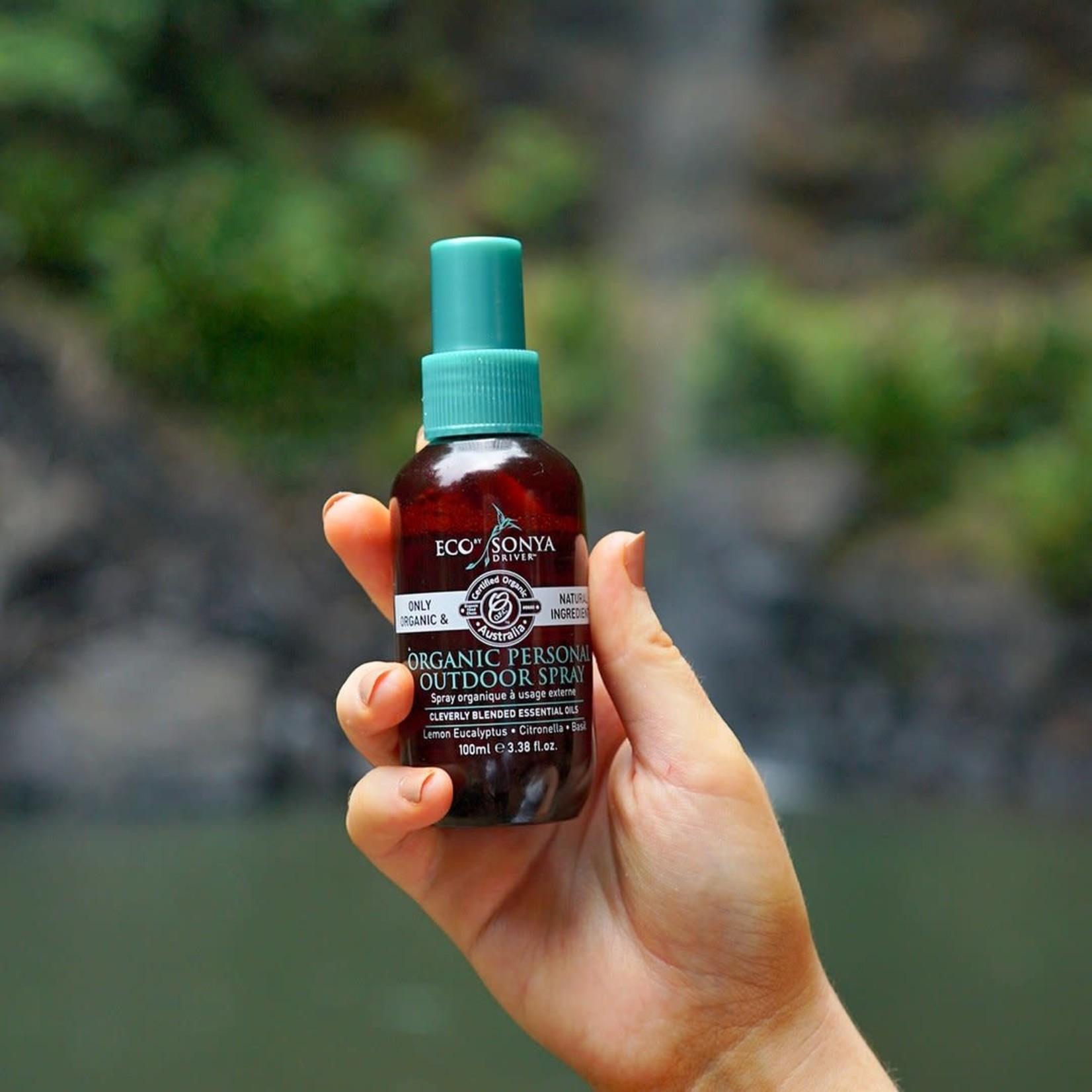 Eco Tan Eco Tan Organic Personal Outdoor Spray 100ml