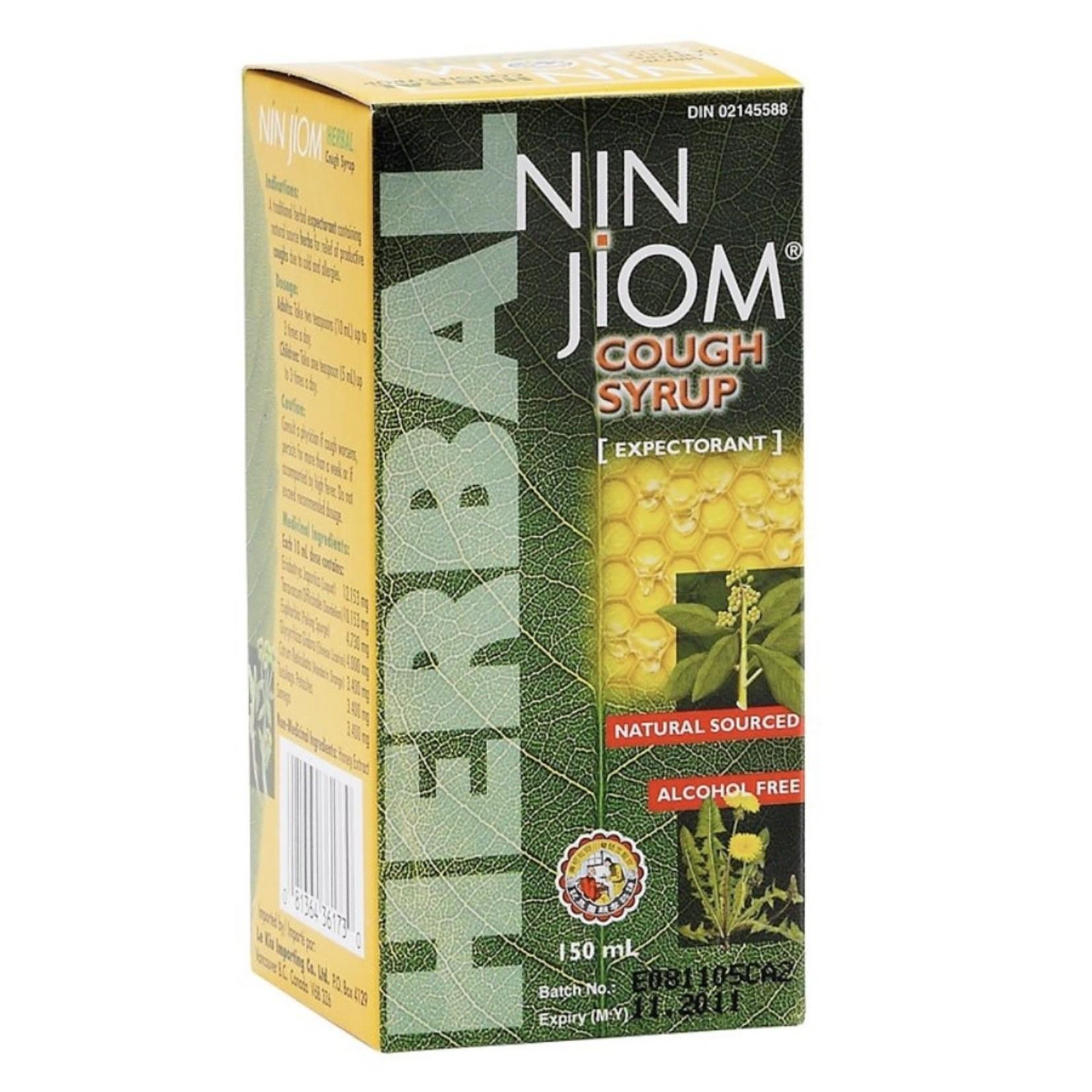 Nin Jiom Nin Jiom Herbal Syrup 150ml