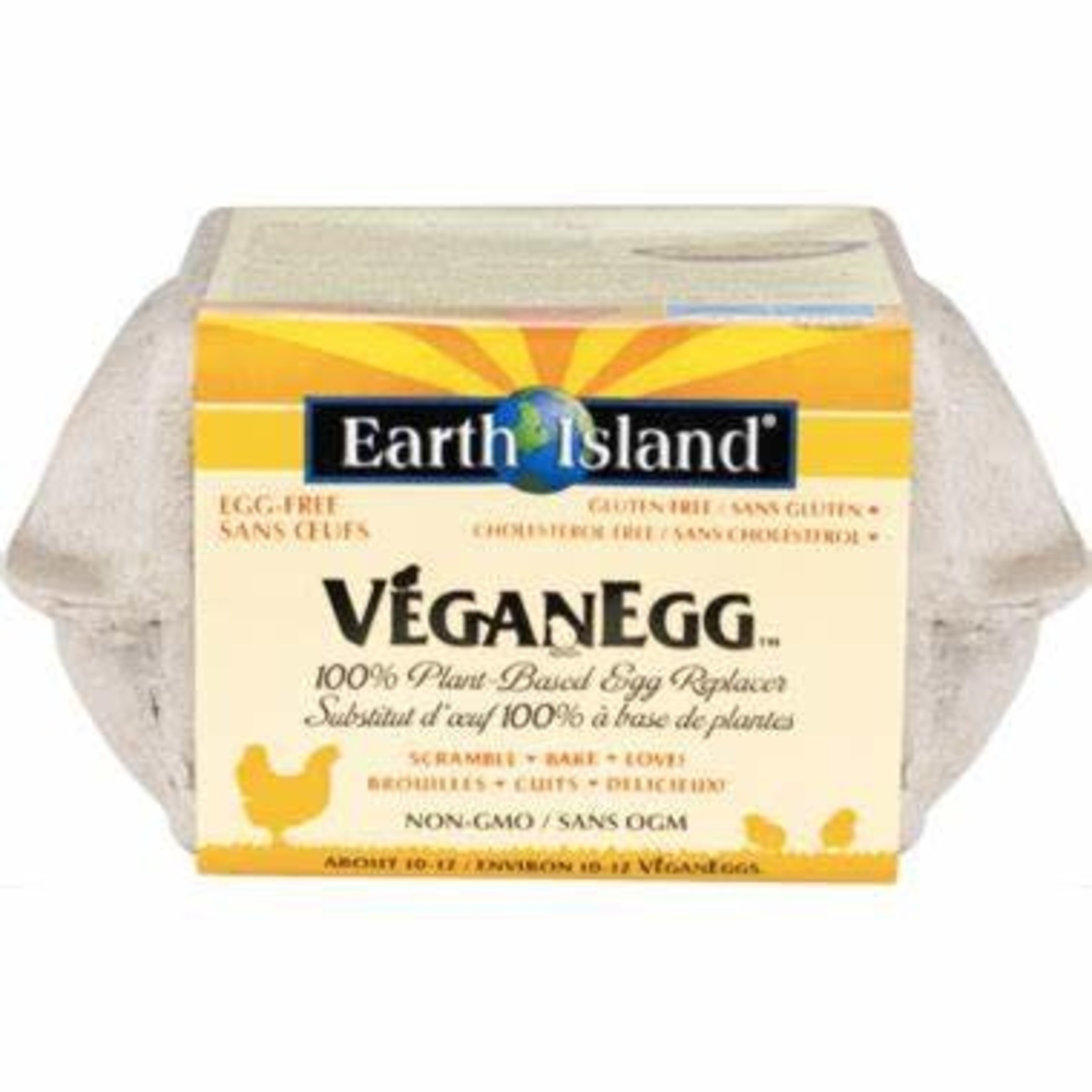 Earth Island Earth Island VeganEgg